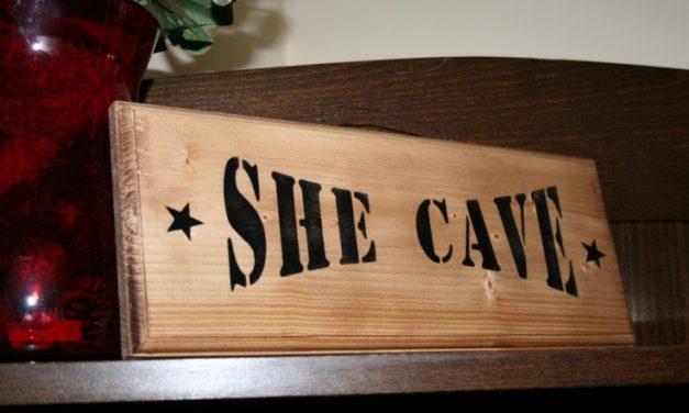Create A She Cave