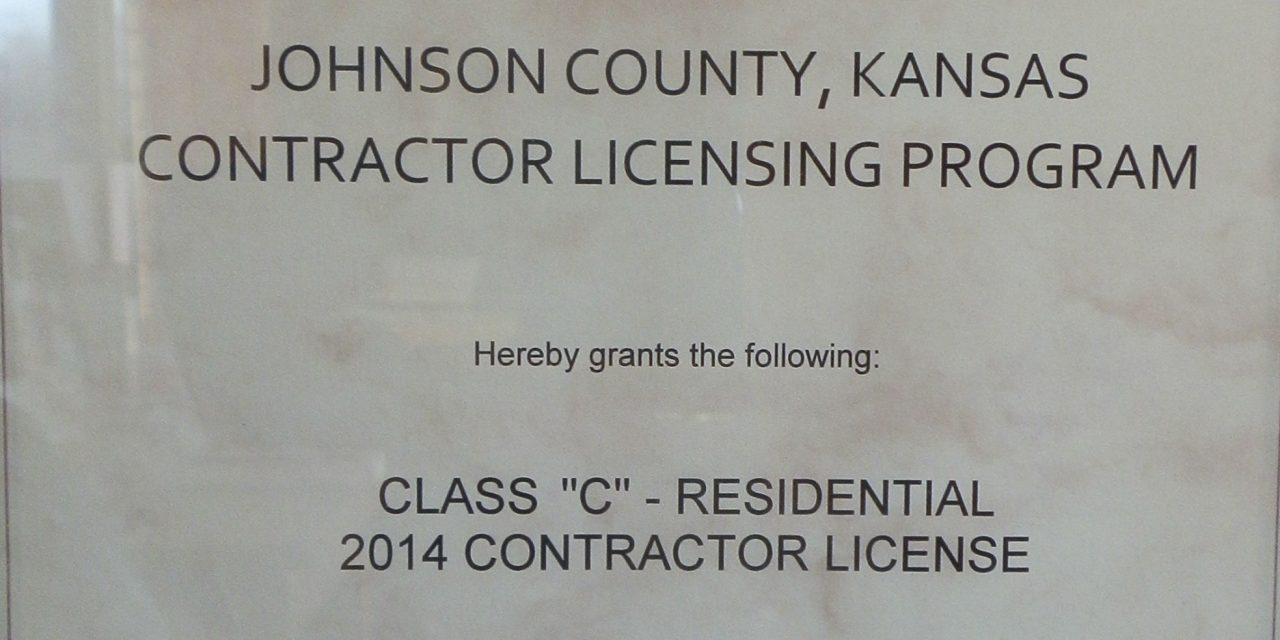 Why Should You Hire a Licensed Contractor?