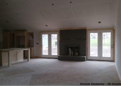 Custom Millwork for a home in Stillwell, Kansas