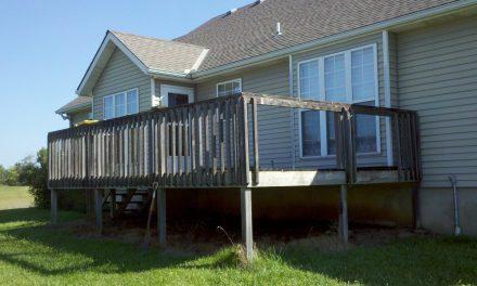 Wood Deck Deteriorating?