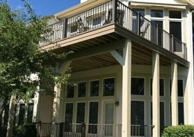 Multilevel Deck in Parkville, MO