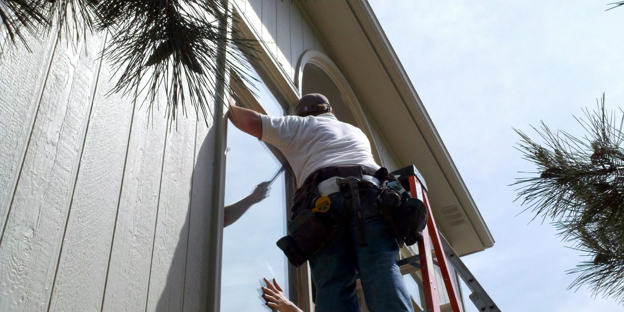Are Your Windows and Doors Leaking?